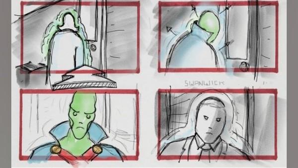 Крутые детали изначальной «Лиги справедливости» от Зака Снайдера