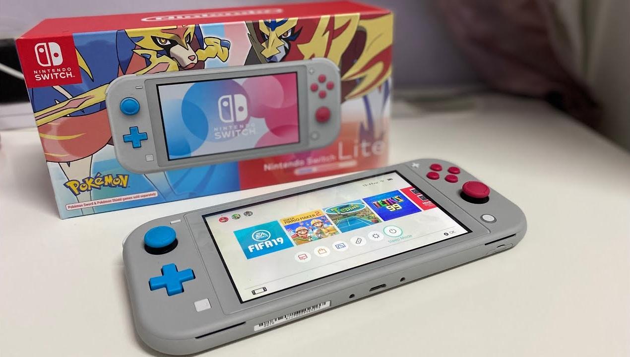 Обзор Nintendo Switch Lite для фанатов покемонов