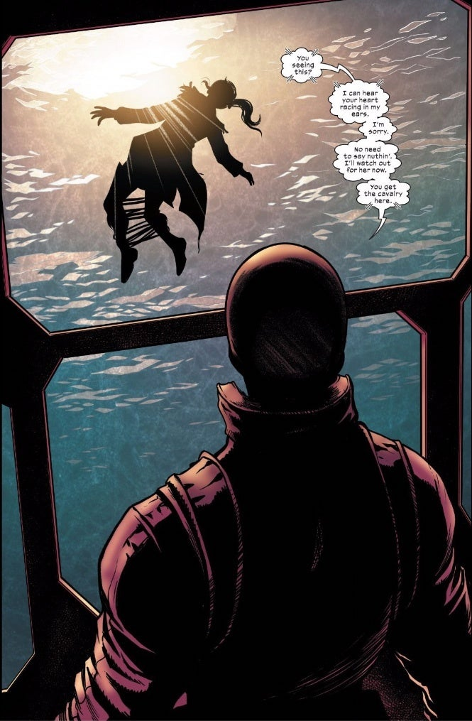 Marvel подтвердили смерть одного из Людей Икс