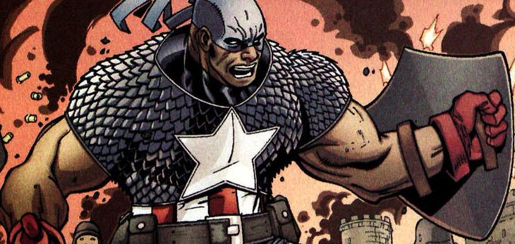 Секрет сыворотки Капитана Америка раскроют в «Сокол и Зимний солдат»