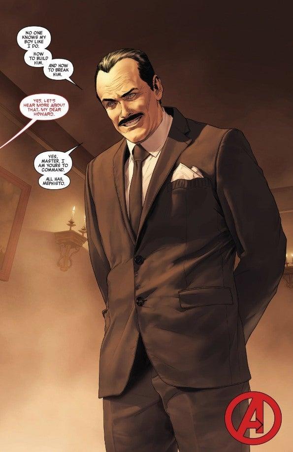 Marvel вернули важного персонажа из прошлого Мстителей