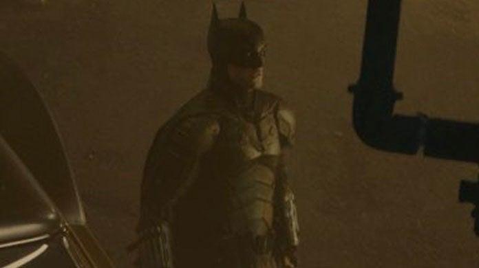 Раскрыт новый взгляд на Бэтмена Роберта Паттинсона