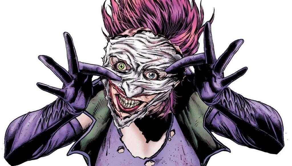 Дочь Джокера появилась в Arrowverse