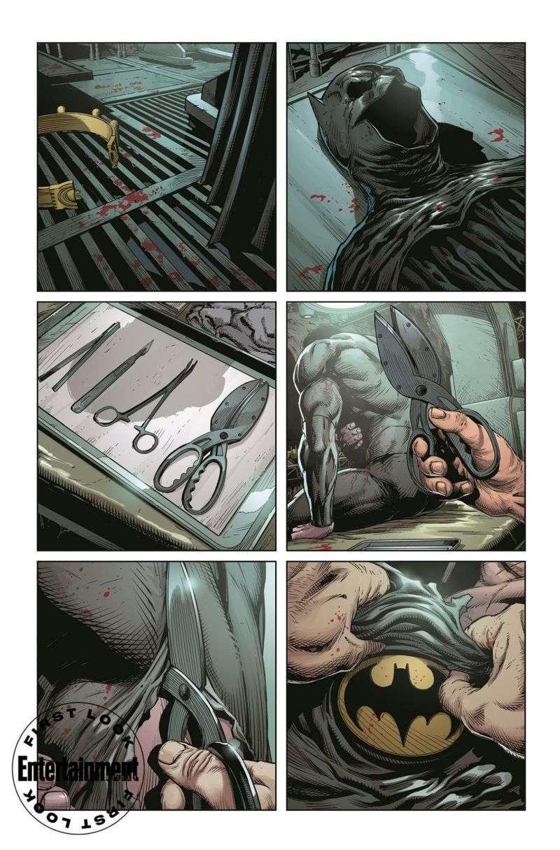 Первый взгляд на серию «Три Джокера» от DC