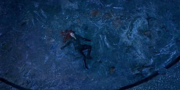 Изначальная смерть Черной вдовы в «Мстителях: Финал» могла напугать