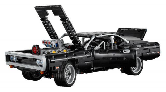 «Форсаж» получил набор LEGO
