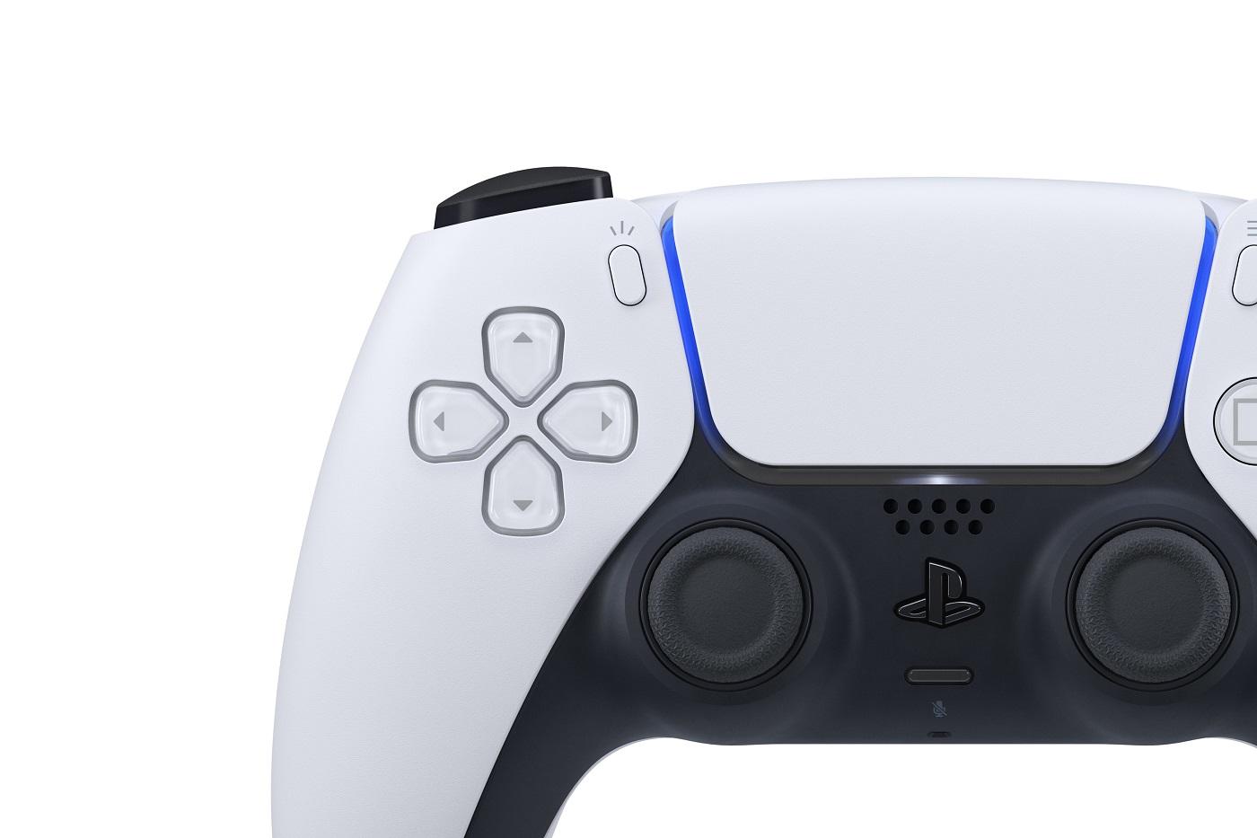 Первый взгляд на DualSense. Это геймпад PS5
