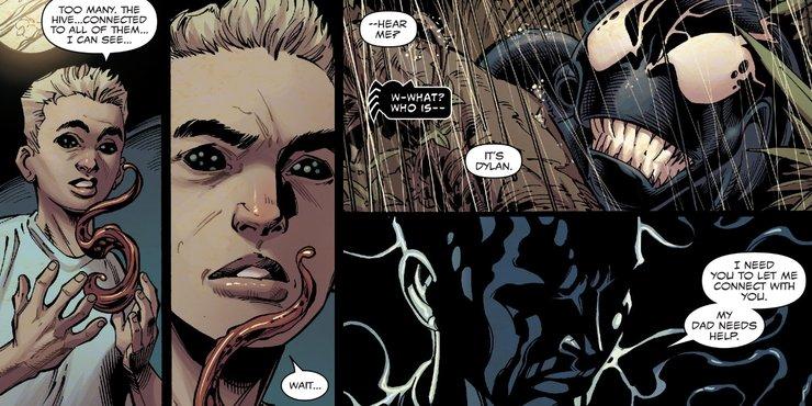 Marvel раскрыли новую версию Венома