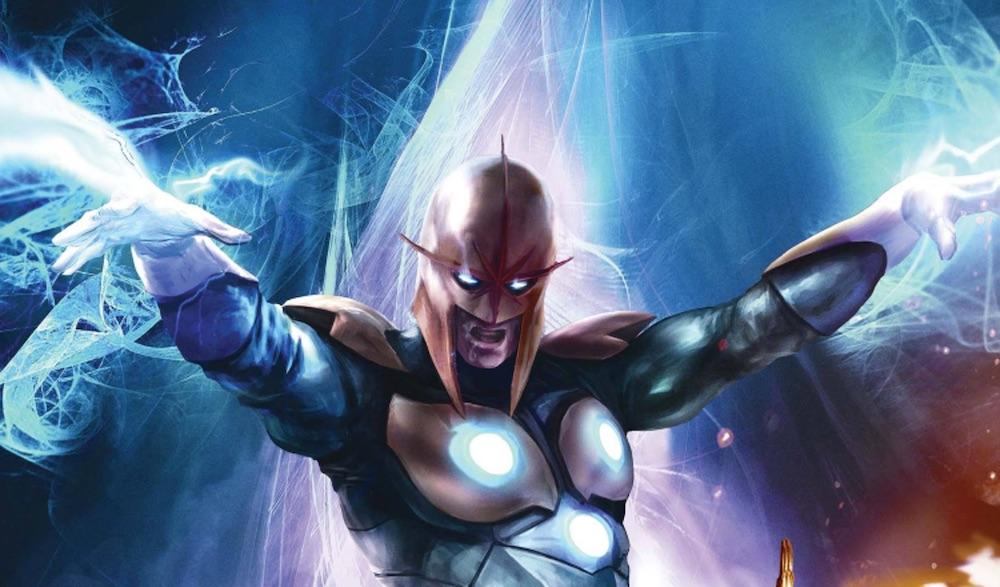 Marvel активно работают над фильмом «Нова»