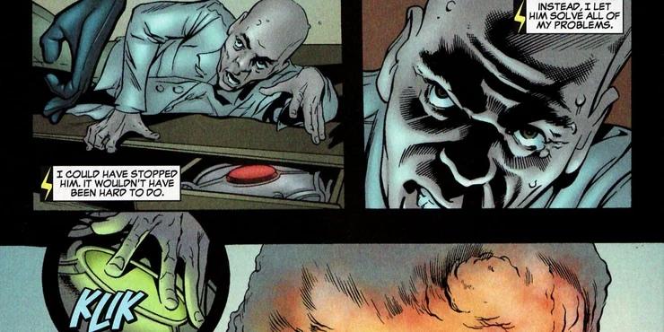 Даже Капитан Марвел признает, что она убийца