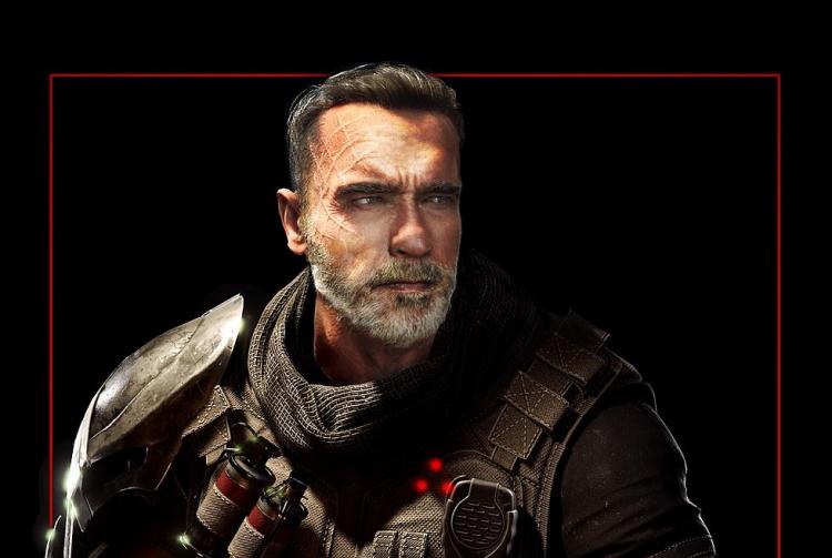 Герой Арнольда Шварценеггера появится в DLC к Predator: Hunting Grounds