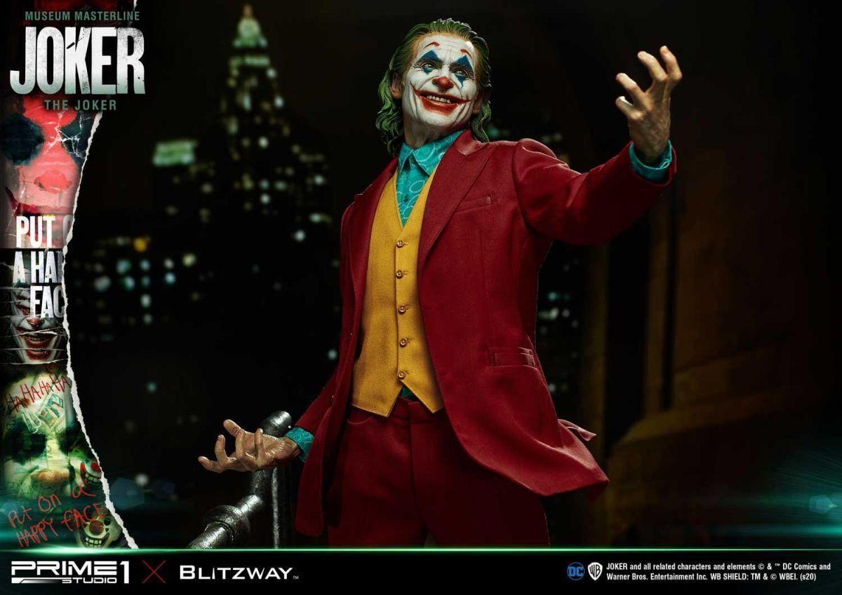 Представлена лучшая фигурка Джокера с внушительной ценой