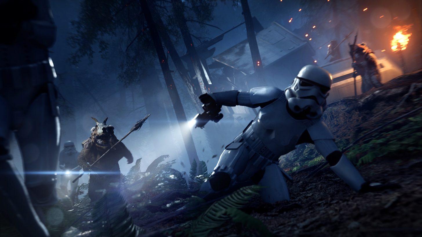 Фанаты просят платные DLC для Star Wars Battlefront 2