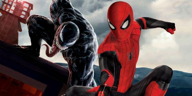 Как Человек-паук Тома Холланда появится в «Веноме 2: Да придет Карнаж»