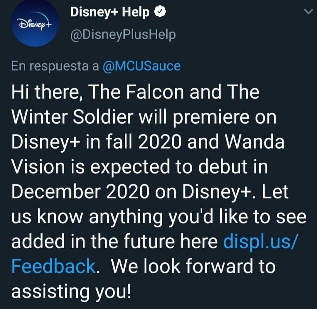 Раскрыто, будут ли перенесены «Сокол и Зимний солдат» и «ВандаВижен»