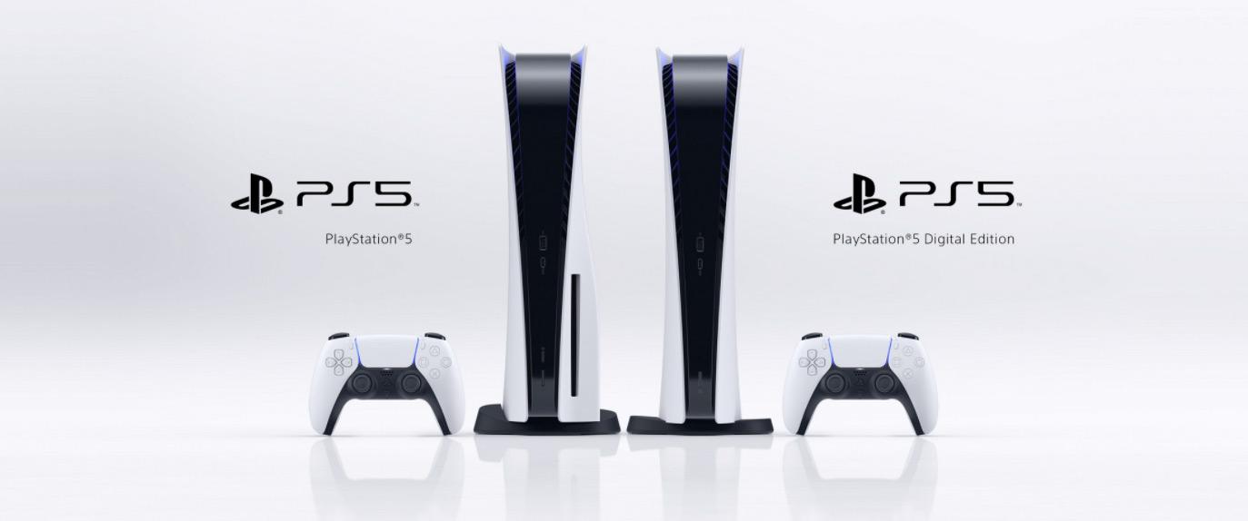 Сравнение размера PS5 с PS4, Xbox Series X и другими консолями