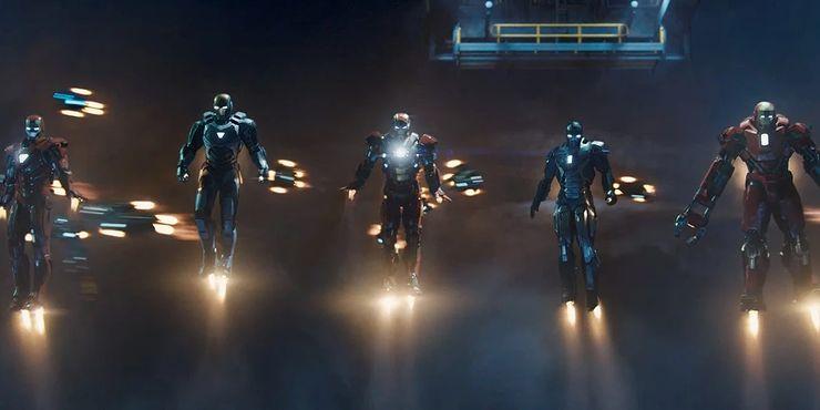Раскрыта самая сильная броня Железного человека в киновселенной Marvel