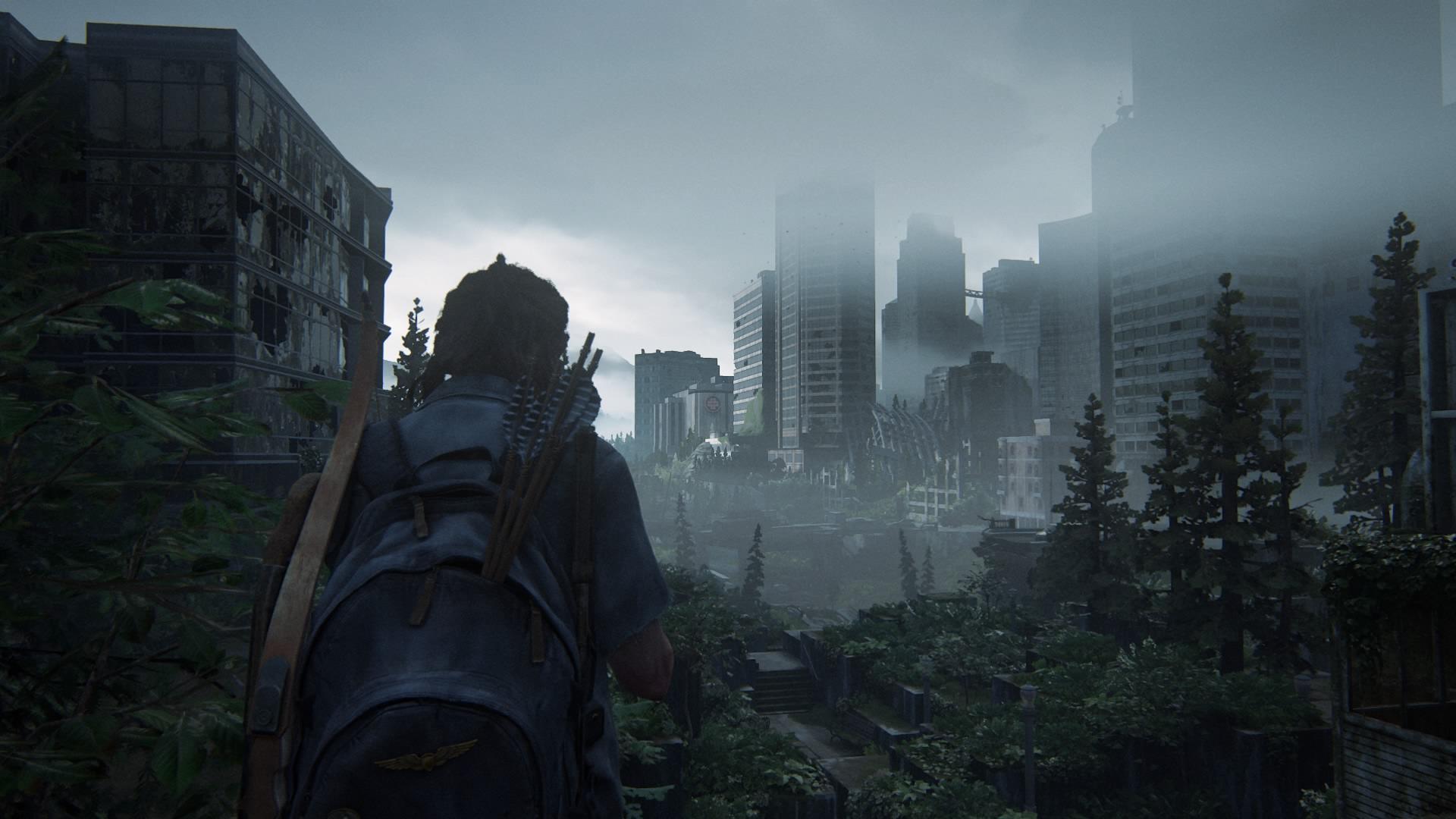 Есть ли сцена после титров The Last of Us 2 (Одни из нас 2)?