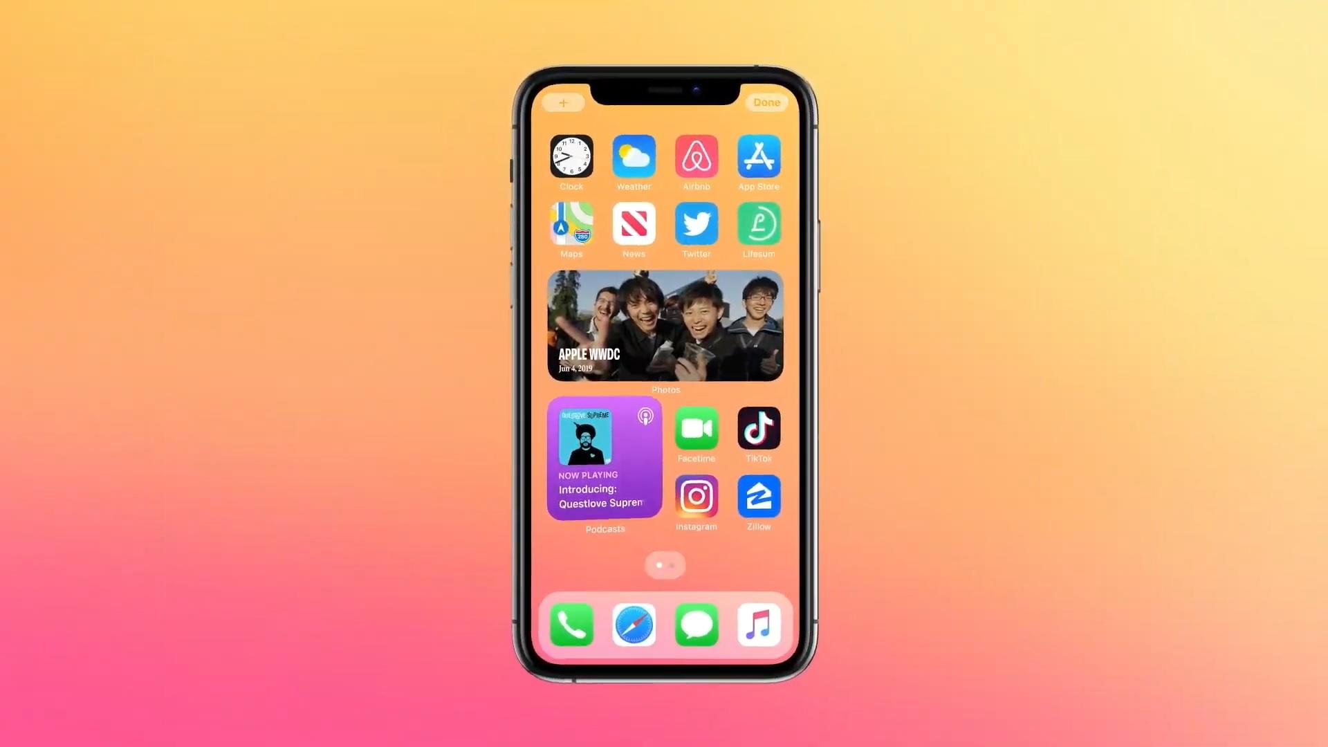 Apple раскрыли, что нового в iOS 14. Какие iPhone поддерживают прошивку