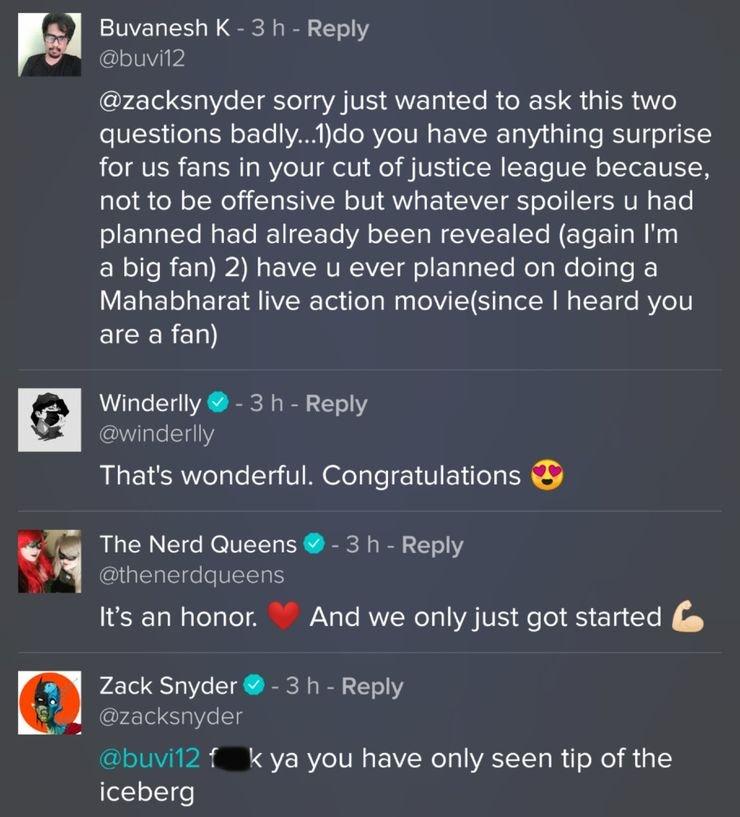 Фанаты DC будут удивлены «Лигой справедливости» Зака Снайдера