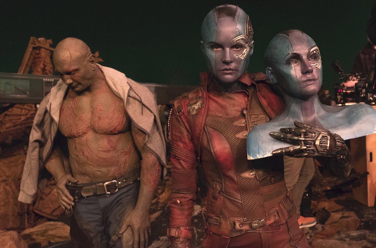 Новые кадры «Мстителей: Война бесконечности» порадуют фанатов MCU