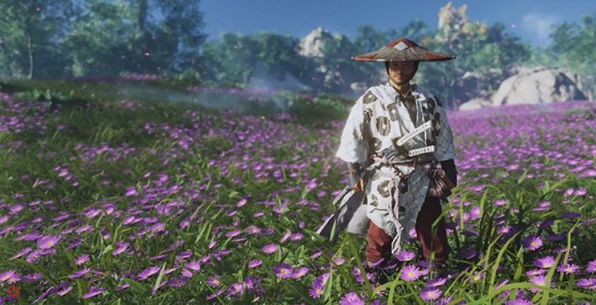 В Сеть утекли кадры Ghost of Tsushima для PS4