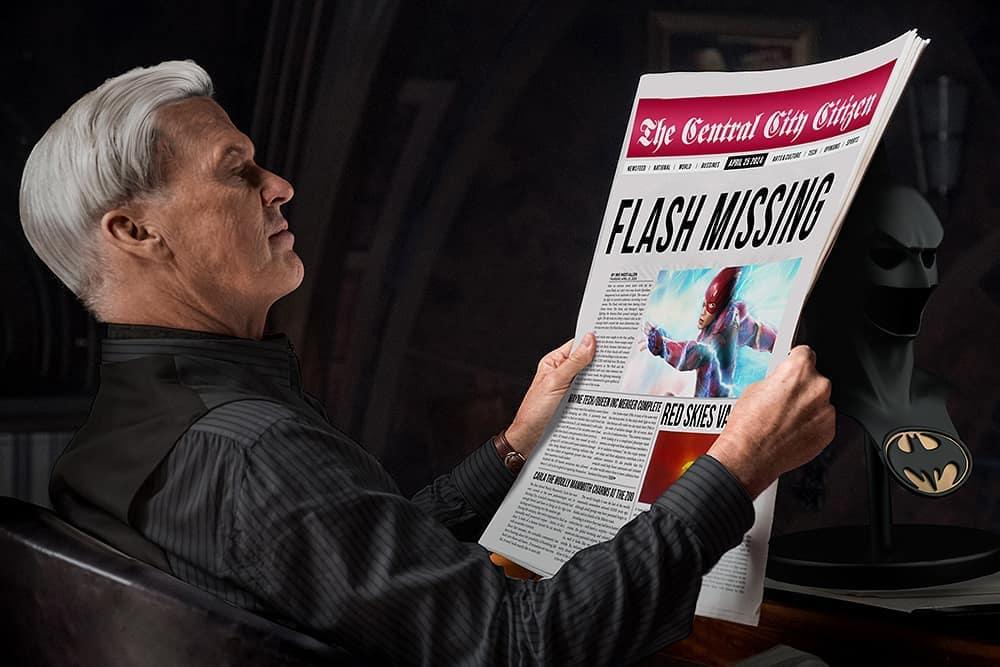 Скоро состоится анонс фильма «Бэтмен будущего»