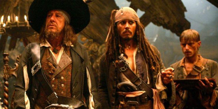 «Пираты Карибского моря 6»: дата выхода, сюжет и Джонни Депп