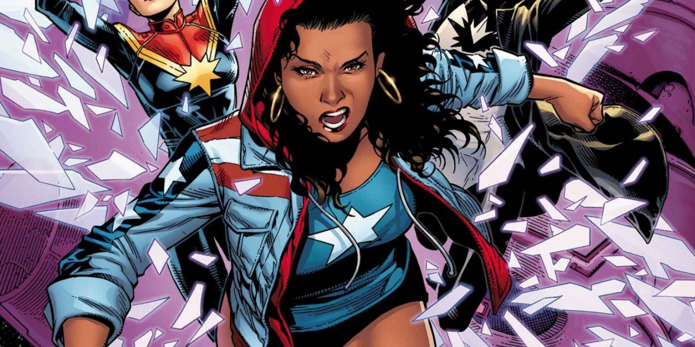 Один из героев Marvel влюбится в Капитана Марвел в MCU