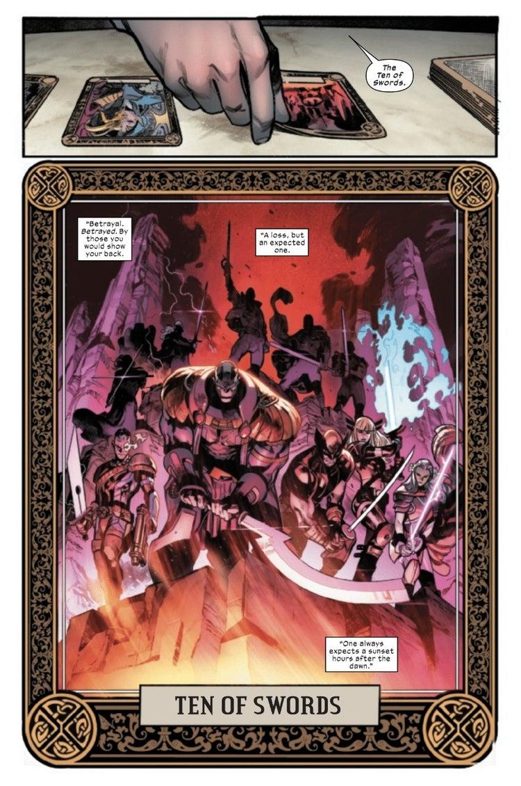 Marvel тизерят неожиданное будущее Людей Икс
