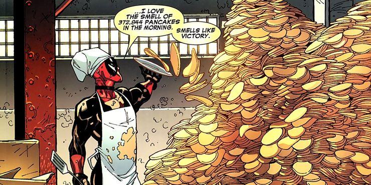 Marvel раскрыли шокирующий секрет Дэдпула