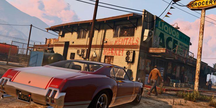 Когда может выйти Grand Theft Auto 6