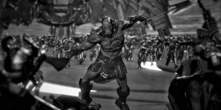 Что известно о вторжении Дарксайда в режиссерской версии «Лиги справедливости»
