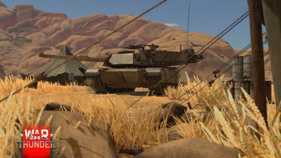 Реальный танкист рассказал, как играть за «Арбрамс» в War Thunder