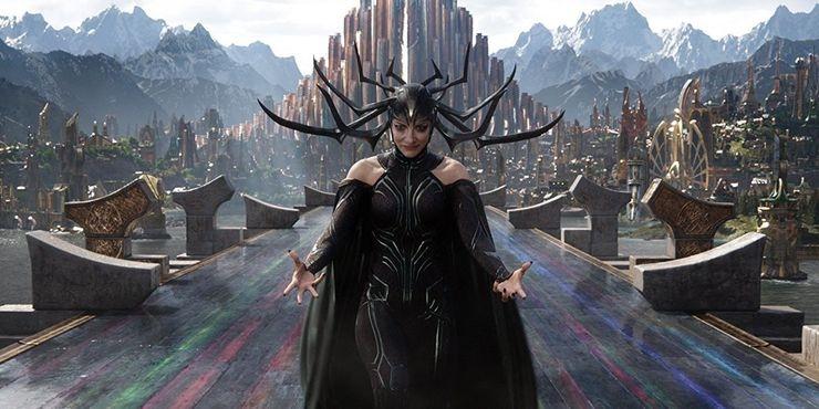 Кто является матерью Хелы в киновселенной Marvel