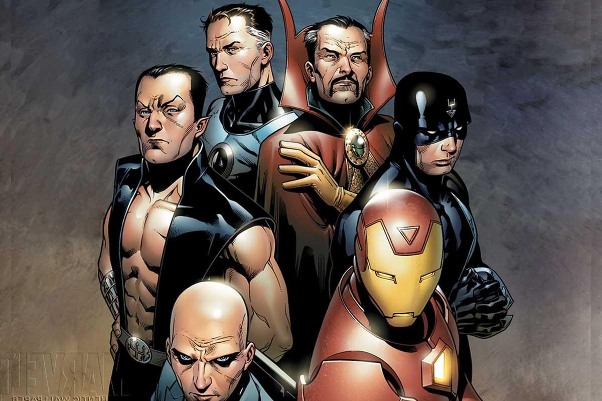 Утечка. Иллюминаты появятся в киновселенной Marvel