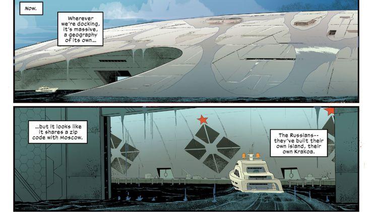 У России есть свои мутанты во вселенной Marvel