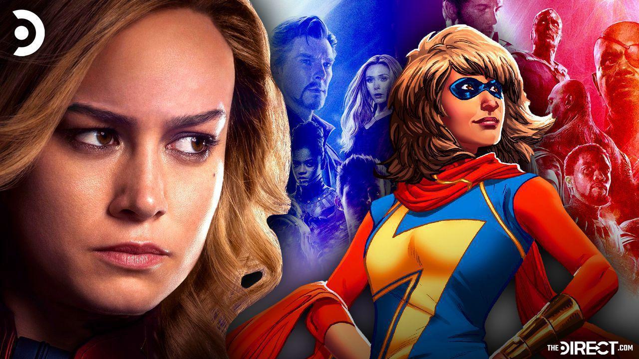 Раскрыто появление Мстителей в «Капитане Марвел 2»
