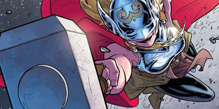 Самый сильный метал во вселенной Marvel НЕ вибраниум. Вы удивитесь