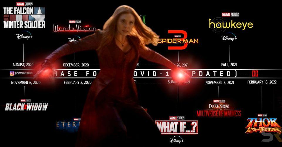 Почему Алая Ведьма - самый важный персонаж 4 Фазы MCU