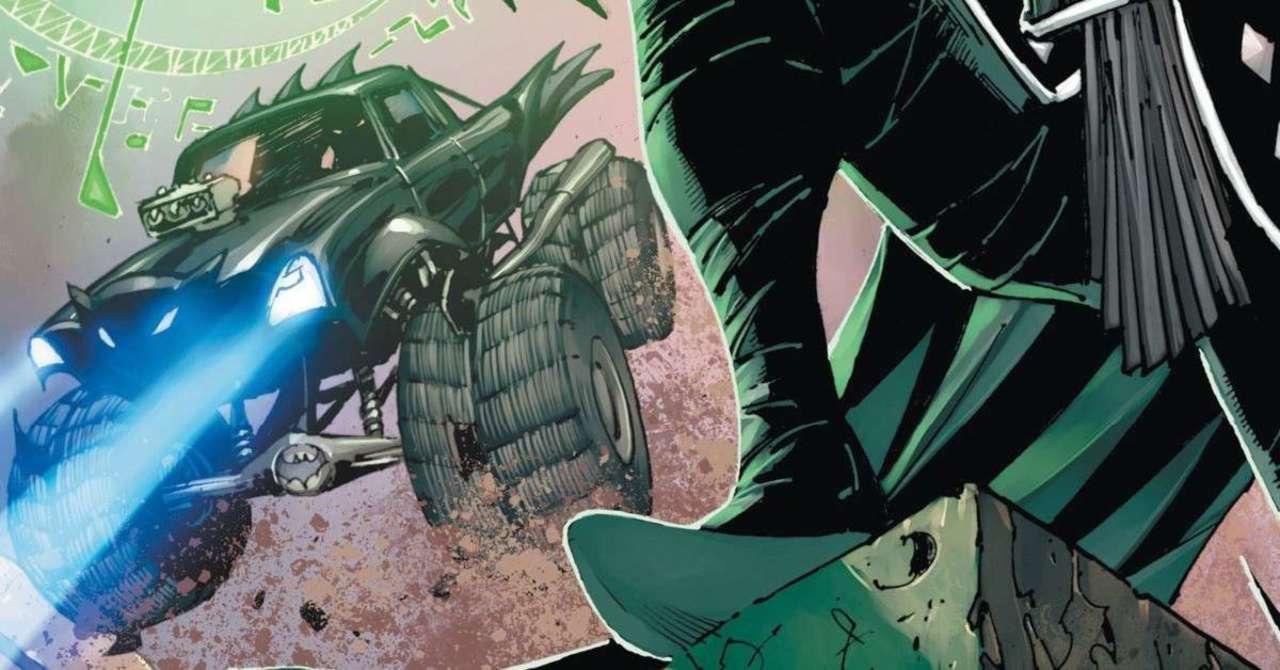 Раскрыта новая странная версия Бэтмена