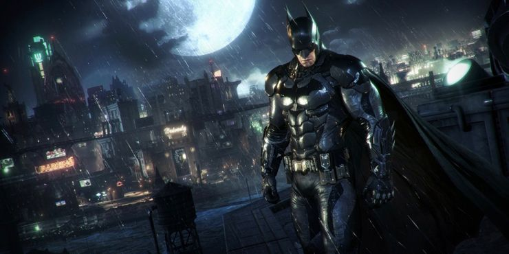 Почему Suicide Squad не сиквел Batman: Arkham Knight