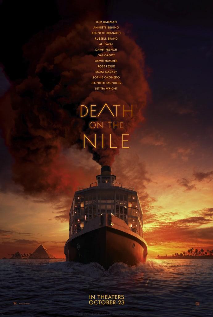 Первый трейлер «Смерть на Ниле». Какая песня звучит в ролике?