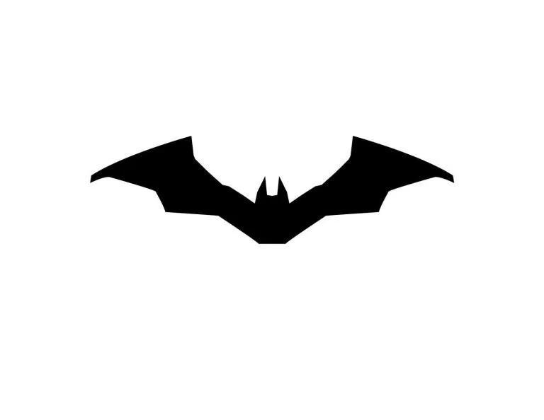Официально раскрыт новый логотип Бэтмена Роберта Паттинсона