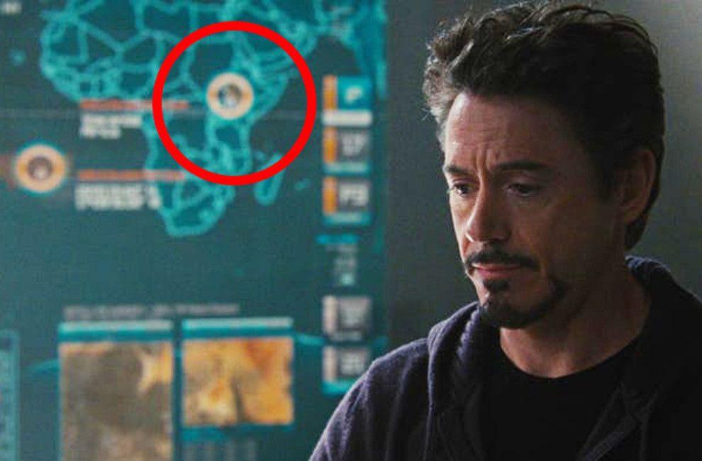 Marvel уже тизерили появление Фантастической четверки в MCU