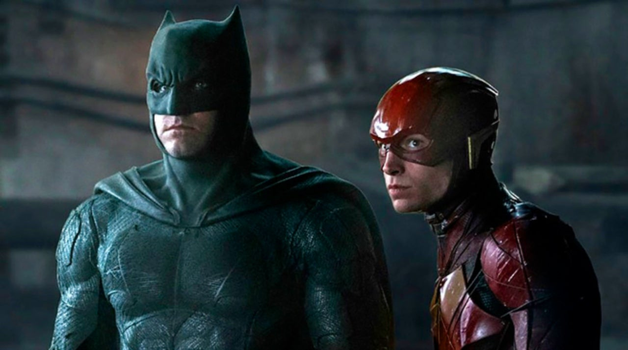 Официально раскрыто возвращение Бена Аффлека в роли Бэтмена в DCEU