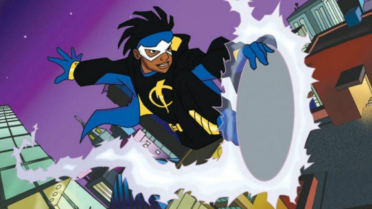 DC анонсировали фильм «Статический шок»
