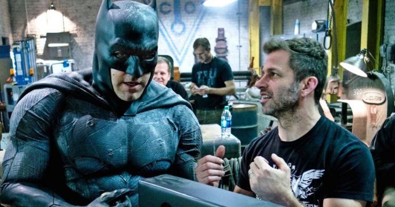 Зак Снайдер готов снять «Лигу справедливости 2» с Бэтменом Бена Аффлека