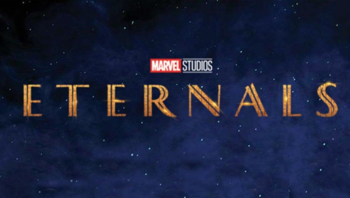 Marvel изменили название фильма «Вечные»