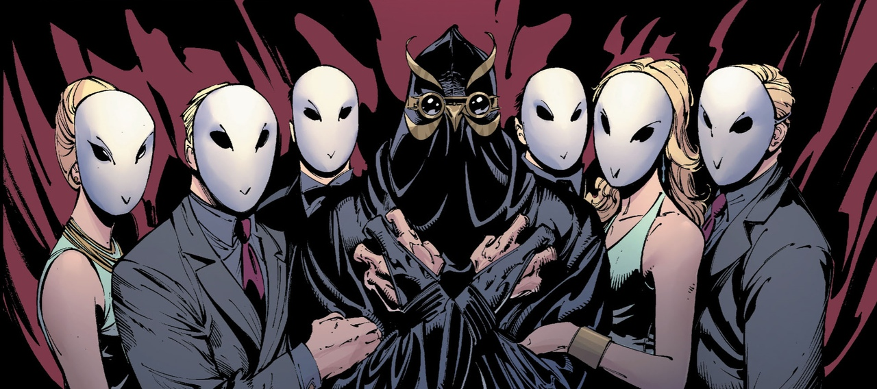 Фильм «Бэтмен» тизерит появление Суда Сов